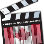 Canada Soundtracks Flag