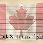 Canada Soundtracks Score Flag